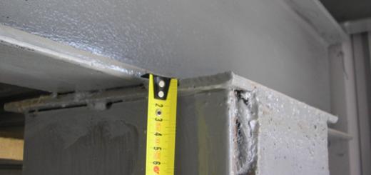 Строительная экспертиза дефектов металлических конструкций