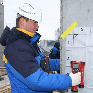 Приемка новостройки строительным экспертом