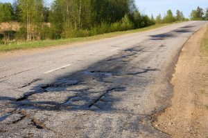 Экспертиза причин разрушения дорог