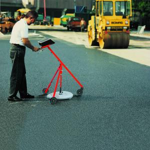 Экспертиза толщины дорожного покрытия