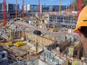 Обследование фундаментов зданий