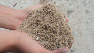 Анализ песка лаборатория