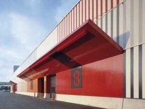 Обследование промышленных зданий и сооружений