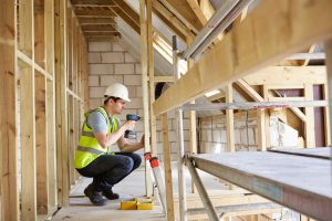Обследование строительных работ