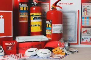 Обследование пожарной безопасности