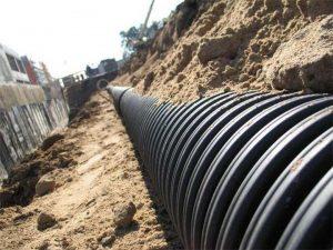 Обследование сетей водоснабжения и водоотведения