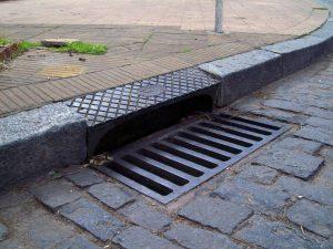 Обследование сетей ливневой канализации