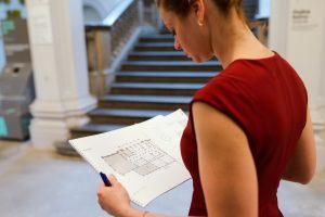 Проверка соответствия выполненных работ проектной документации