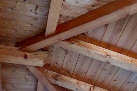 Расчет несущей способности деревянных балок перекрытия