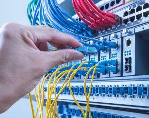 Обследование сети предприятия