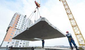 Обследование крупнопанельных зданий