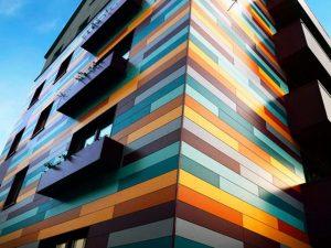 Экспертиза фасада здания