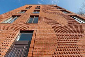 Обследование кирпичного здания