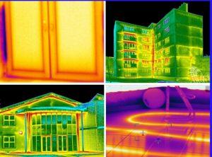 Тепловизионное обследование домов