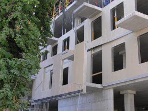 Исследование ограждающих конструкций