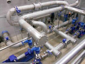 Обследование систем водоснабжения и водоотведения