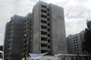 Обследование технического состояния крупнопанельных зданий
