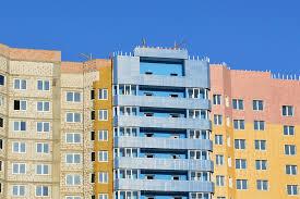 Определение физического износа жилых зданий