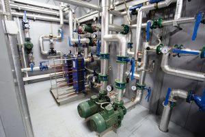 Обследование систем горячего водоснабжения