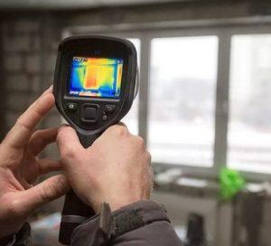 Тепловизионное обследование жилых домов