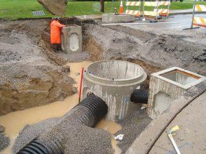 Обследование систем канализации