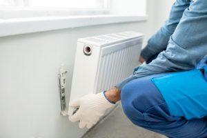 Проверка работы системы отопления