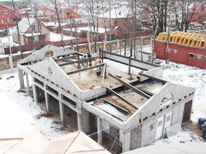 Обследование технического состояния несущих конструкций здания