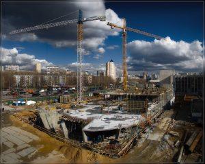 Экспертная проверка объектов незавершенных строительством