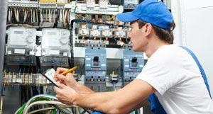 Обследование системы электроснабжения