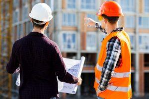 Строительная экспертиза результатов строительных работ по контракту
