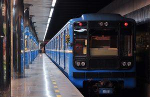 Обследование сооружений метрополитена