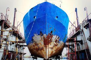 Обследование сооружений портов