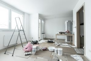 Строительная экспертиза ремонтных работ в квартире