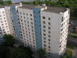 Обследование панельных домов