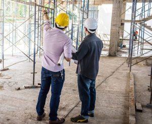 Обследование конструкций жилого дома