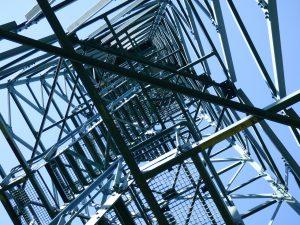 Обследование стальных конструкций