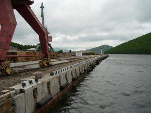 Обследование портовых гидротехнических сооружений