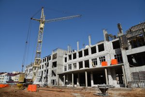 Обследование технического состояния строительного объекта