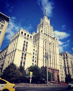 Обследование зданий в Москве