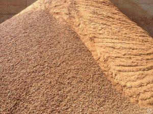 Строительный песок анализ