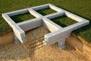 Обследование фундамента частного дома