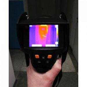 Услуги тепловизионного измерения тепловизором