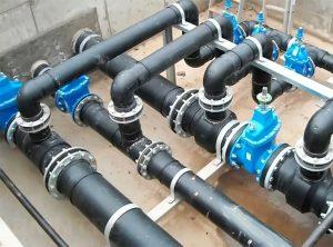 Обследование сетей водоотведения