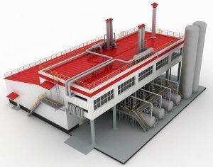 Обследование производственных зданий и сооружений
