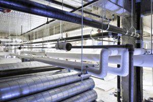 Обследование инженерных систем зданий и сооружений