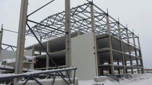 Обследование конструкций и сооружений