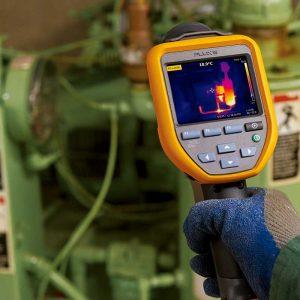 Тепловизор для проверки утечки тепла