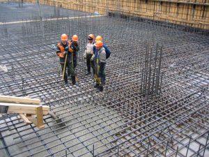 Строительная экспертиза выполненных бетонных работ