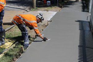 Экспертиза тяжелого бетона на подвижность