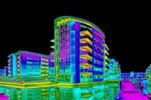 Тепловизионное обследование конструкций: возможности исследования